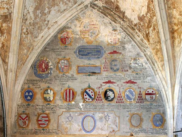 L'armorial des évêques de Lavaur (P. Poitou)